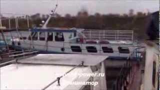 Адмиральский катер проект 371 чертеж