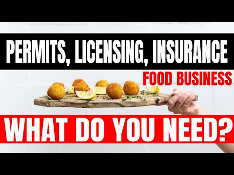 , title : 'How to start a business food Business Permits and Licensing Insurance