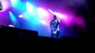 El Chojin - Superhéroe FINAL En Vivo Getafe 2010