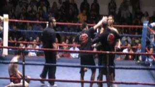 Fury in Fight Town MMA Action Holyoke Massachusetts