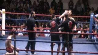 Fury in Fight Town MMA Action Holyoke Massachusetts
