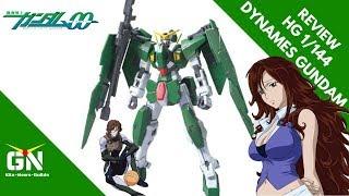 Review: HG 1/144 Gundam Dynames (Sumeragi's Boy) Custom paint