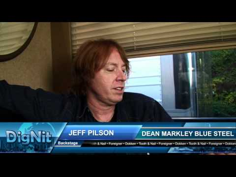 Jeff Pilson Speaks About His Dean Markley Strings