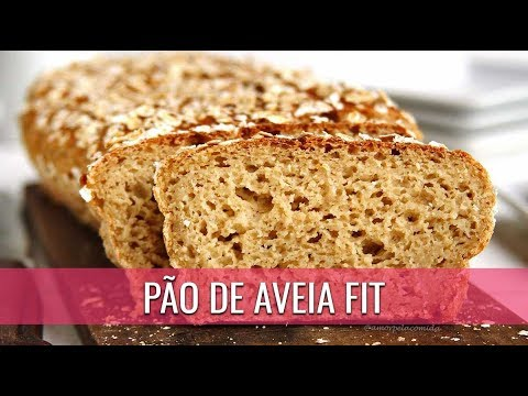 Quer uma receita de pão saudável? Veja esta aqui!