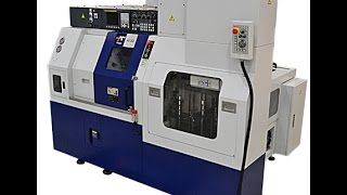 Tongtai HS-22 CNC Turning Center with Automatic Loader