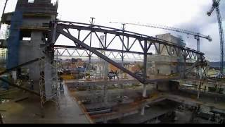 VIDEO: Ágora Bogotá: Timelapse of the construction