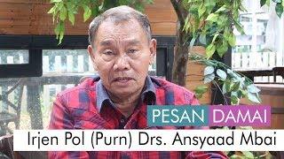 Irjen Pol (purn) Ansyaad Mbai