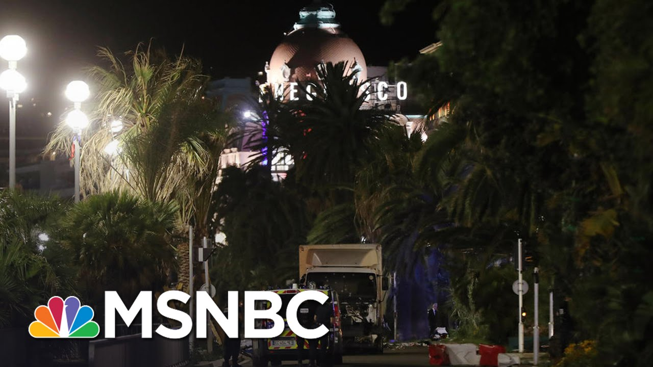 France To Mobilize Troops To Bolster Security   Rachel Maddow   MSNBC thumbnail