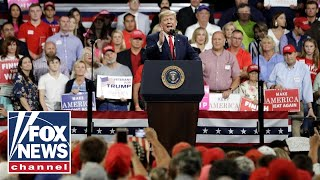 Trump holds 'MAGA' campaign rally in Florida