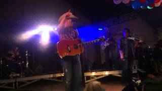 "Aaron Watson ""I Don't Want You To Go"" ""Songs About Saturday Night"" & ""Hey Y'All"" live in France '12"