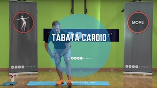 Tabata Challenge - 25 minute workout. by Body Project