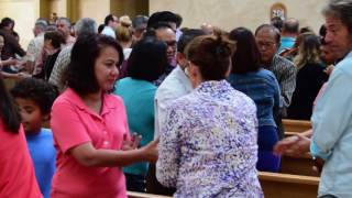 You'll love our parish community at Corpus Christi Catholic Church in Bonita, CA