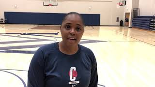 Basketball Season Preview | Head Coach Rita Williams | 11-15-18