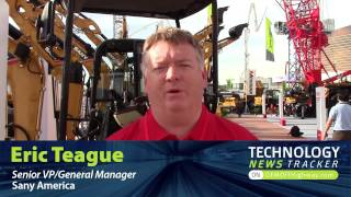 [VIDEO] Sany America Expands Excavator Lineup and Enters Compaction and Wheel Loader Markets