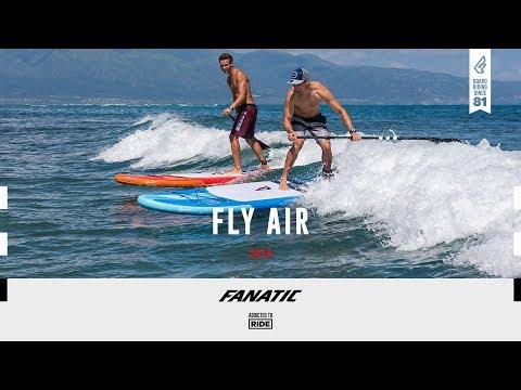 "Fanatic Fly Air 2019 Set & Waterproof Bag (10'4"")"