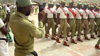 preview picture of video 'Katsina Nysc Camp Batch Stream 2018'