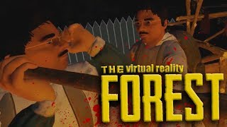 The Forest VR - Part 1