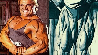 Tom Platz - YOU HAVE TO BE CRAZY - Bodybuilding Lifestyle Motivation