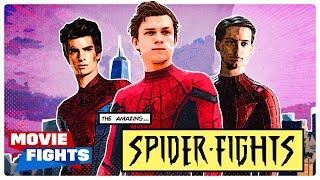 SPIDER-VERSE MOVIE FIGHTS (All Spider-Man Questions)