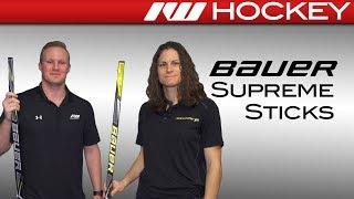 2017 Bauer Supreme 1S Stick Line Insight