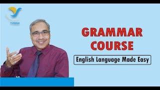 Yuwam Gurukul LIVE | Grammar Course - English Language Made Easy by M.S. Shekhawat