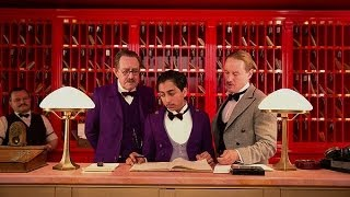 The Grand Budapest Hotel (by Wes Anderson) Movie Review