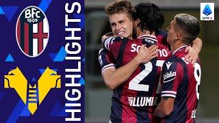 Bologna 1-0 Hellas Verona Pekan 3