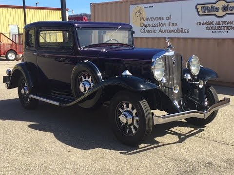 1932 Studebaker Commander for Sale - CC-1017755