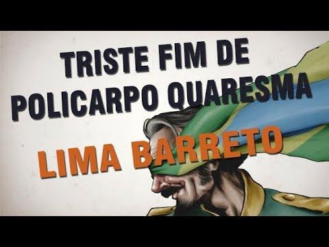 | 37 | Triste Fim de Policarpo Quaresma - A obra-prima de Lima Barreto