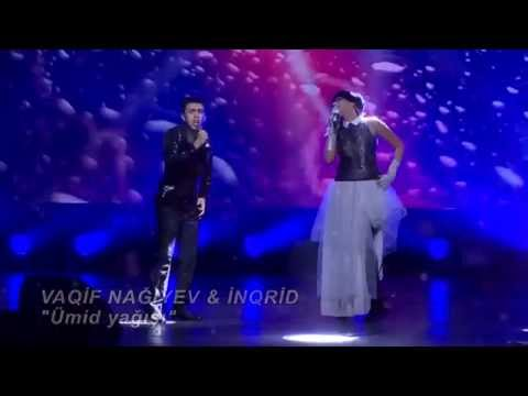 "In-Grid ft Vaqif Nağıyev ""Drops of Hope"" /  ""Ümid yağışı"" / In-Grid ft Вагиф Нагиев ""Дождь надежды"""