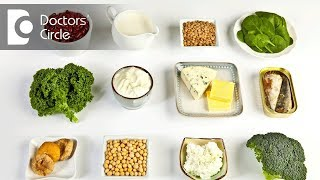 Top 10 Calcium rich food - Mr. Sudhakant Mishra