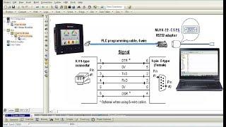 v430 unitronics - TH-Clip