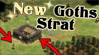 NEW Goths Strategy