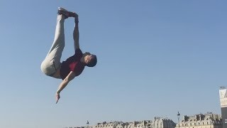 Amazing Parkour and Freerunning Winter 2017