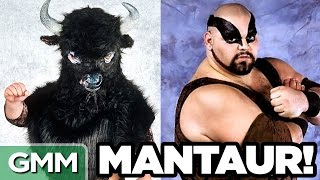 Most Ridiculous Wrestlers Ever (GAME)