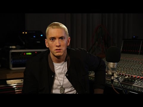 Eminem. Zane Lowe. Part 1.
