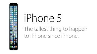 iPhone: A Taller Change (Parody)