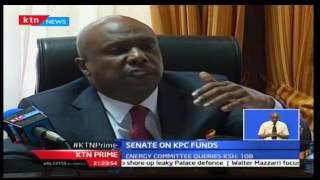 KTN Prime: Senate Committee raises red flag over a scandal of construction of a modern pipeline