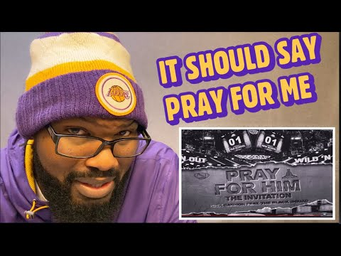 NICK CANNON - Pray For Him ( Eminem Diss ) | REACTION
