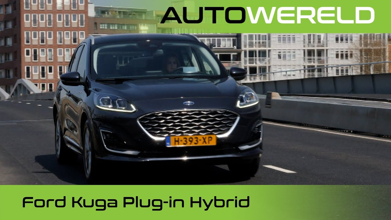 Ford Kuga Plug-in Hybrid (2021) review met Stéphane Kox