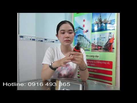Máy Mài Hơi Retts 6mm RHK 2500 - Hàng Chính Hãng