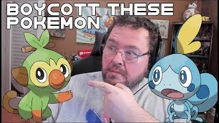 Why Some People Dislike Pokemon Sword and Shield - No National Pokedex?