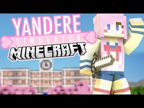 Senpai | Yandere Simulator Minecraft Mod