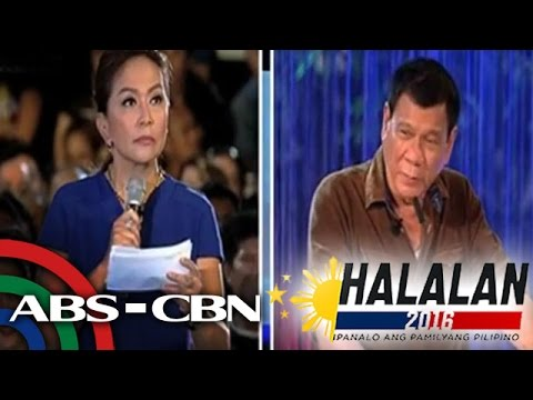 Fast Talk: Duterte on drugs, Martial Law, Marcos burial