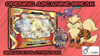 Mandibuzz  - (Pokémon) - APERTURA ÉPICA CARTAS POKÉMON: OPENING ARCANINE BREAK CROBAT MANDIBUZZ - BREAK EVOLUTION BOX