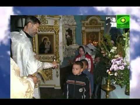 Церковь в селе пархомовка