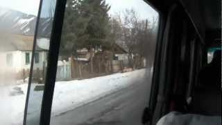 preview picture of video '[C. Asia][KGZ] On the road around Ak-Bulak 01.22.13. 0330P'