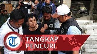 Gasak 30 Tablet di Perpustakaan Jakarta Utara, HL Diciduk Polisi