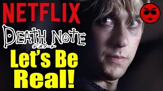 What's the Problem with Live Action Death Note - Gaijin Goombah