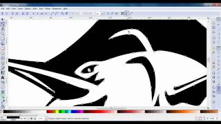 Inkscape Image to Vector